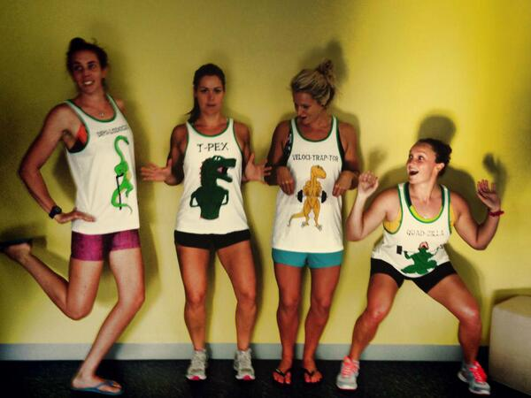 Sportswomen on Social Media
