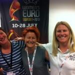 European Championships: Tour Diary