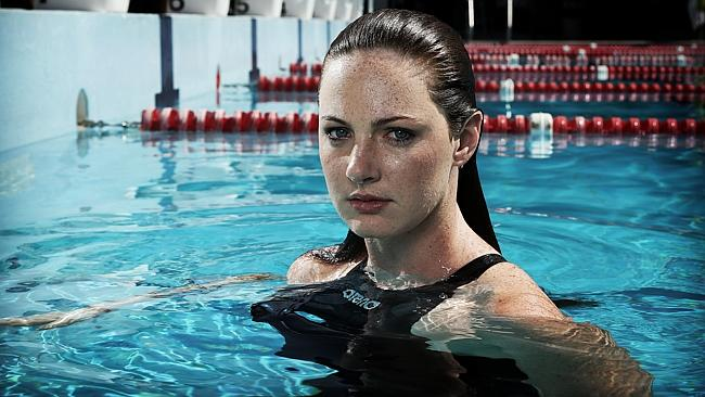 Cate Campbell. Picture: Tim Hunter Source: News Limited
