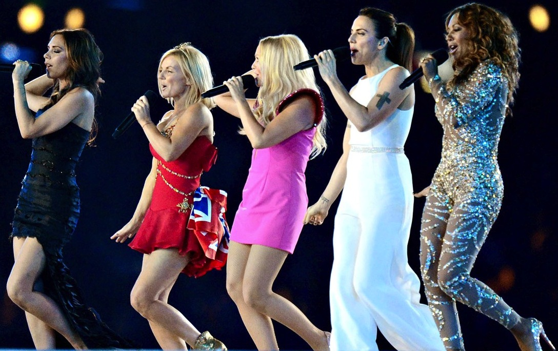 What the Spice Girls can teach Sportswomen about Social Media