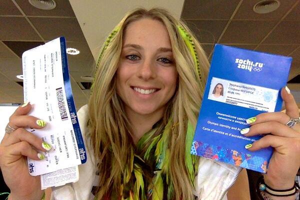 NEWS: Aussie Sportswomen in Sochi