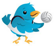 twitter volleyball