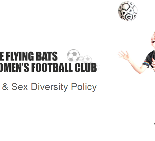 Welcome trans, gender diverse and intersex members to your sports club